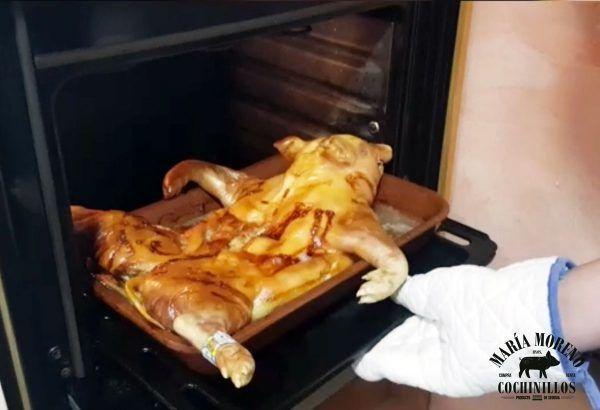 Recetas para cocinar un buen cochinillo de Segovia